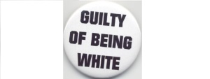 18. Being White banner