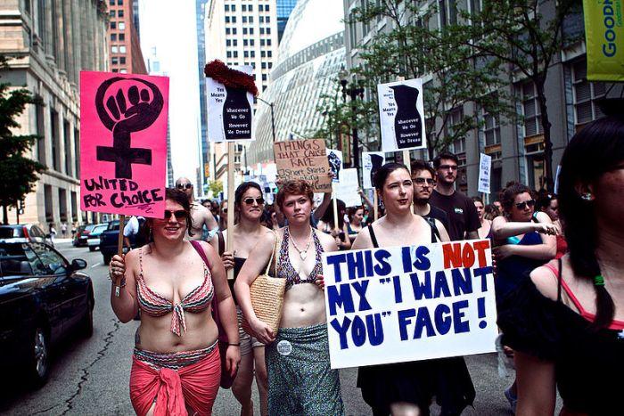 Slut Walk Chicago